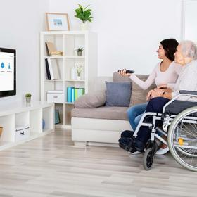 HCI, Android, Patient Engagement, Interactive, hospital grade TV, television, customizable