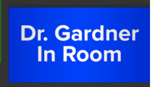HCI hospital whiteboards, patient TVs and bedside tablets integrate with RTLS systems to display a card of caregivers rounding and entry into patient rooms.