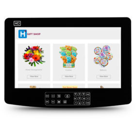HCI, android apps, hospital retail, interactive whiteboard, digital whiteboard, hospital whiteboard, patient whiteboard, HCI tv, hospital tv, patient TV, hospital Internet