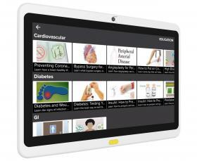 patient recovery, Bedside Tablet, Hospital tablet, SmartScreen, temperature screening, temperature detection, infection control, hospital temperature screening, COVID, coronavirus, Concierge Tablet, long term are tablet, interactive hospital tablet, hospital tablet, MediaCare, HCI, interactive patient whiteboard, digital patient whiteboard, electronic patient whiteboard, patient room whiteboard, patient room digital whiteboard, patient room digital signage, hospital digital signage, hospital wayfinding, hospital signage, hospital patient room electronic whiteboard, hospital digital whiteboard, patient room interactive whiteboard, hospital unit monitoring, hospital unit whiteboard, patient engagement whiteboard, patient education whiteboard, hospital whiteboard, hospital tv, patient tv, hospital interactive tv, HCI tv, senior care, long term care, hospital telemedicine, telemedicine, hospital communication, hospital signage, patient safety, patient education, patient engagement, patient entertainment, hospital keyboard, hospital infection control, HCAHPS, patient survey, patient satisfaction, hospital dry erase board, hospital communication board, elder care, senior care, assisted living, retirement living, hospital workflow, hospital scheduling, hospital data, hospital data management, hospital apps, hospital entertainment, hospital service, careapps, hospital apps, patient television systems, interactive in-room tv, interactive patient tv, hospital tv systems, interactive in-room patient tv, bedside tv, hospital grade tv, patient tv usage, interactive whiteboard usage, hospital whiteboard usage, digital hospital whiteboard usage, electronic hospital whiteboard usage, healthcare tv, healthcare whiteboard, hospital tv solutions, hospital whiteboard solutions, interactive patient care, interactive patient care solutions, patient care technology, hospital digital display, hospital EHR, hospital EMR, hospital RTLS, hospital Nurse Call, interactive televisions, hospital tv monitor, interactive patient engagement solution, interactive patient software, smart tv, hospital smart tv, interactive patient engagement technology, hospital games, hospital movies, interactive hospital movies, hospital display solutions, Workstation cart, mobile cart, hospital cart