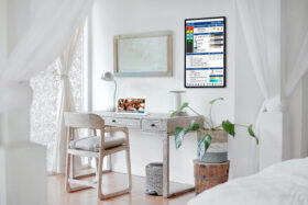 HCI interactive patient care solutions include touch-enabled, digital and interactive hospital whiteboards, patient tablets, and in-room patient televisions for better patient satisfaction and staff engagement.