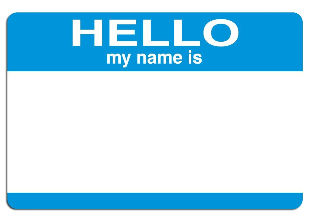 HCI offers a method to hide a patient name for patient privacy and safety.
