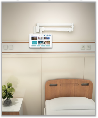 HCI Articulating Wall Arm Mount