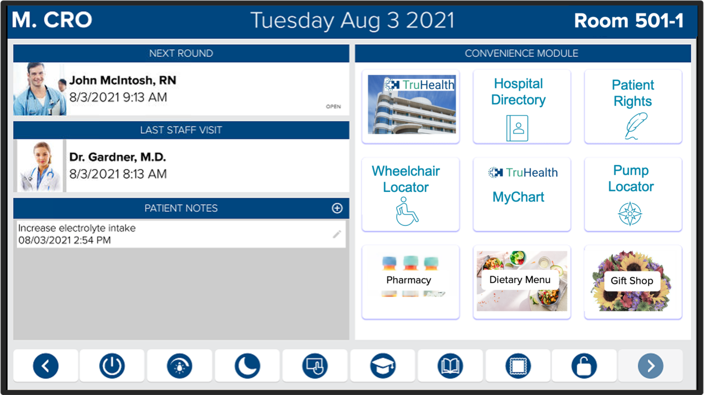 HCI offer the Convenience Module for greater patient engagement and patient convenience for access to information to make their healthcare satay more informative and productive.